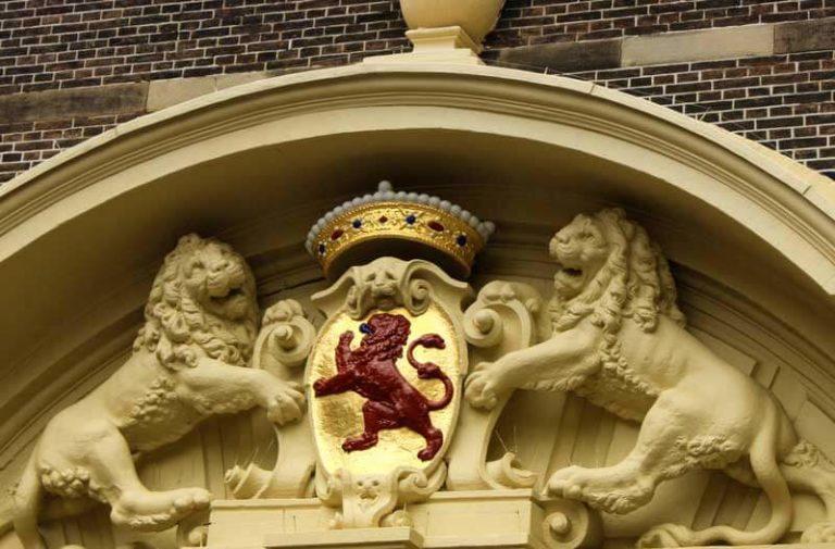 Wapen van het Koninkrijk der Nederlanden