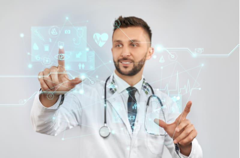 De pandemie brengt een nieuwe innovatiegolf teweeg in de gezondheidszorg