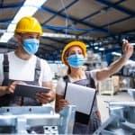 Innovatie in de maakindustrie draait op volle toeren op weg naar het nieuwe normaal