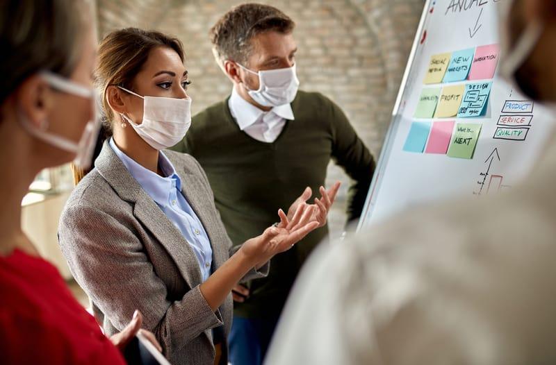 Zakendoen in tijden van pandemie: kan een wereld met beperkingen nieuwe kansen bieden?