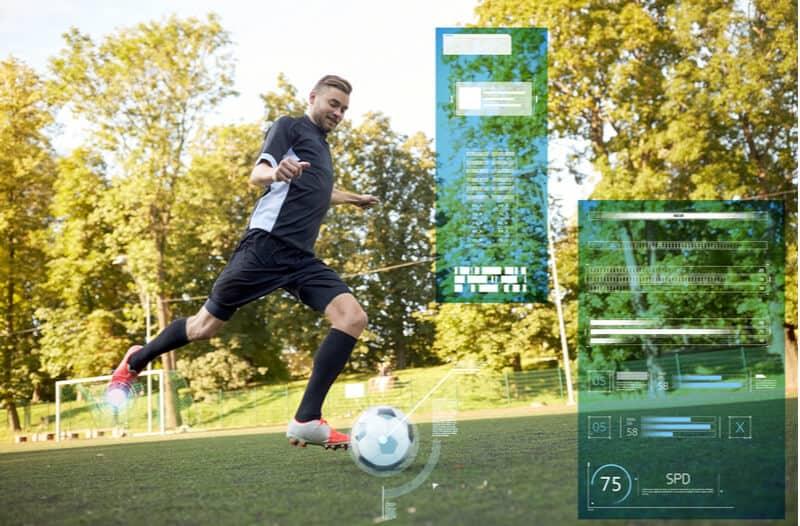 De toekomst van voetbal draait om hightech innovatie
