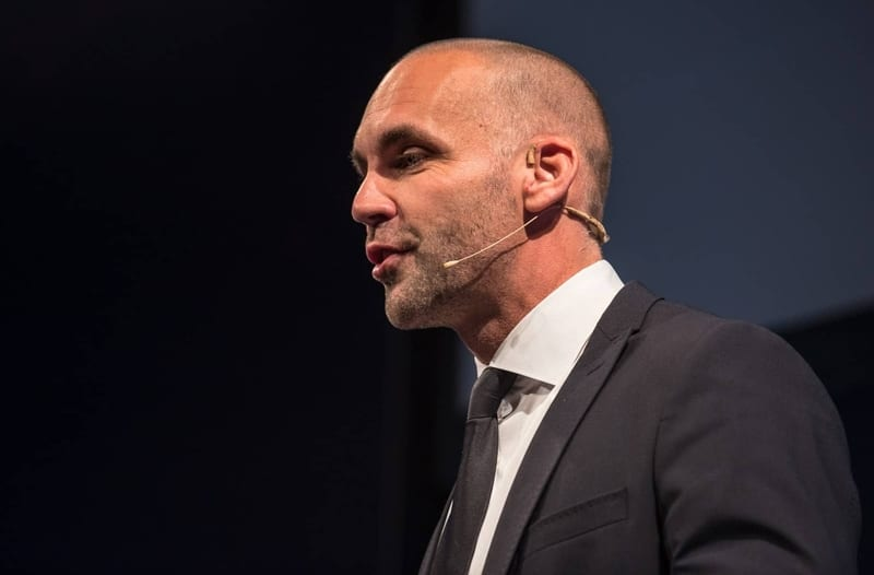 """Trendwatcher Richard van Hooijdonk warns agripreneurs: """"Only the paranoid survive"""""""