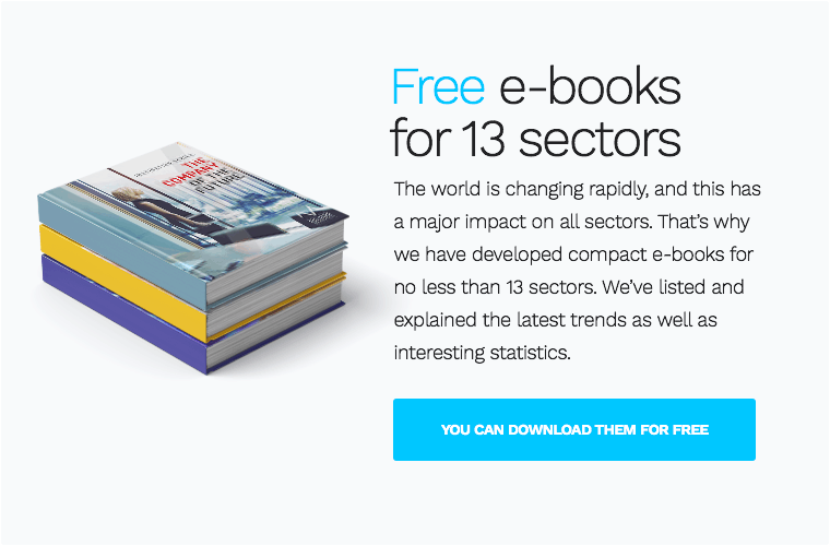 Free e-books for 13 sectors